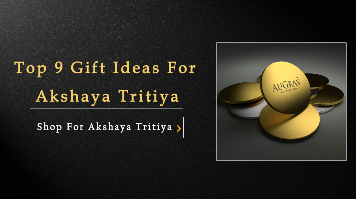 TOP 9 GIFT IDEAS FOR AKSHAYA TRITIYA2