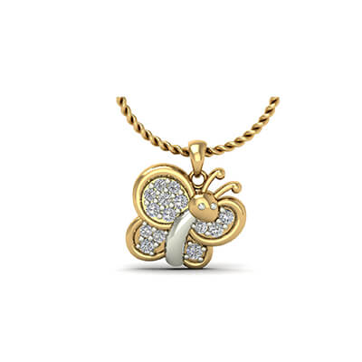 girl necklaces heart