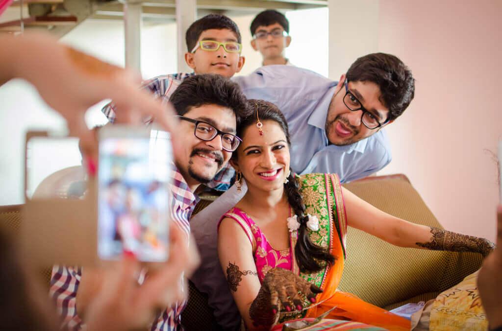 What knot mumbai wedding photographer