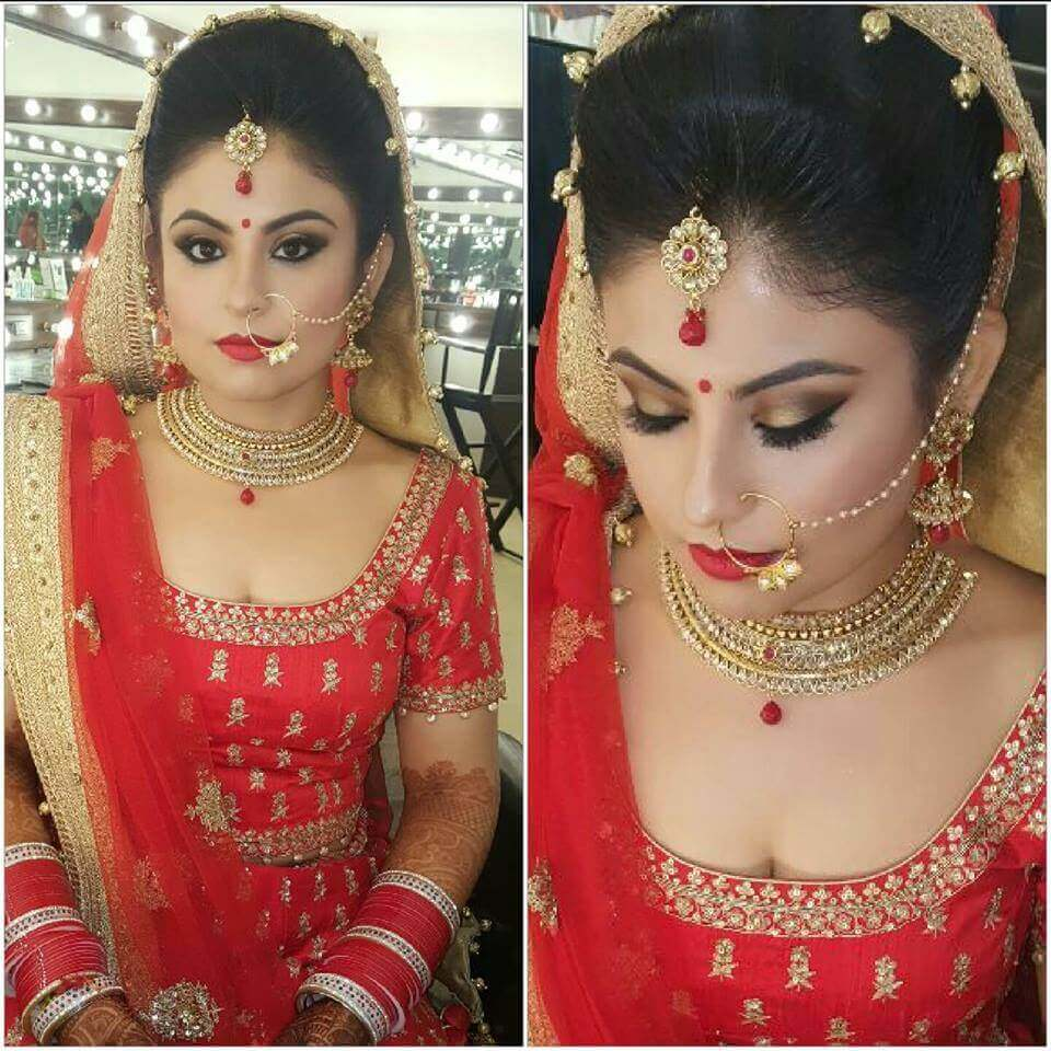 chandni singhhair & make- up