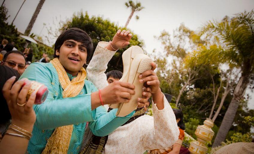 indian-wedding-games- shoe