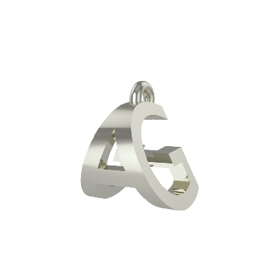 alphabet pendant jewelry
