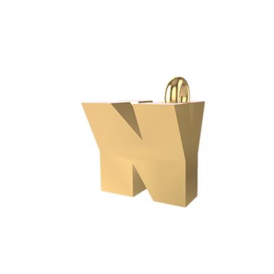 ny pendant gold