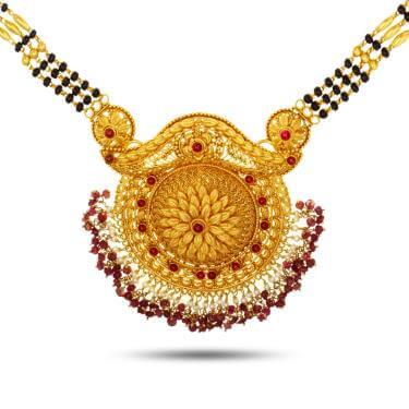 Maharani mangalsutra designs