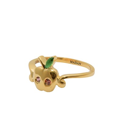 gold ring for baby 24k