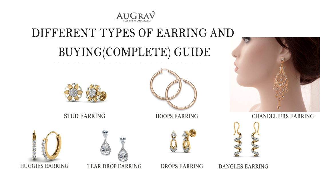 Different Types of Earring and Buying(Complete) Guide
