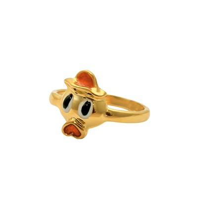 96d0de5c5b008 Duck Ring For Kids With Name
