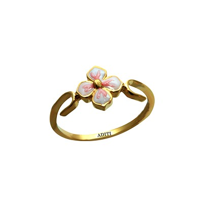 gold ring for baby girl