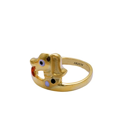 gold ring for baby boy