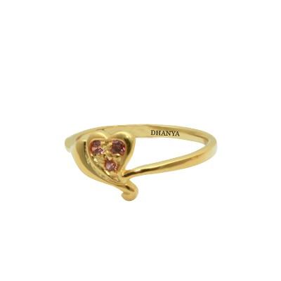 heart rings for girls