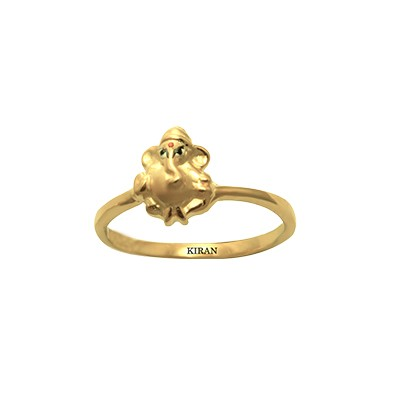 10k gold baby ring