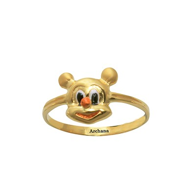 Personalized Gold Jewelry For Childrens in Chennai AuGravcom