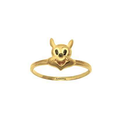 gold ring design for girls