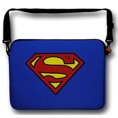 Superman Laptop Bag for dad