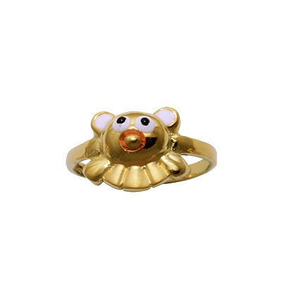 gold rings for kids