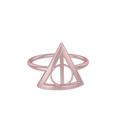 harry potter rings
