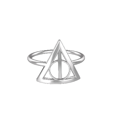 white gold harry potter jewelry