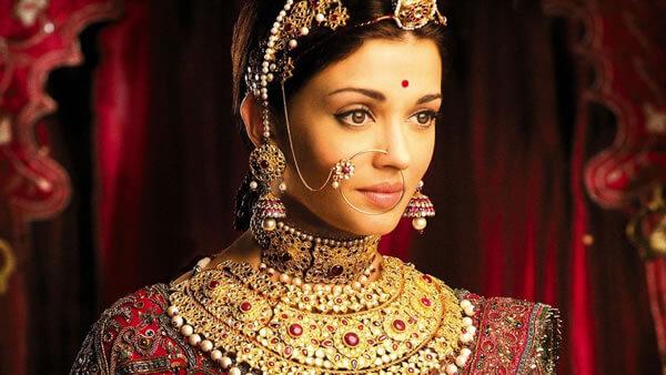 Aishwarya Rai jewellery