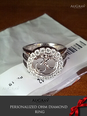 Sa Re Ga MA Custom Made Ring