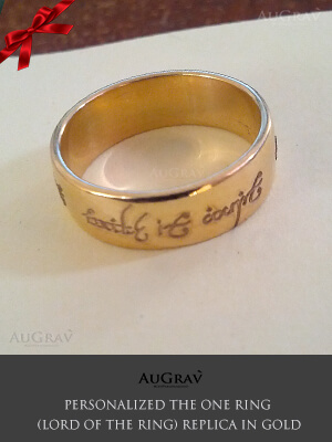 Lord of the rings wedding band, Making Process of Lord of the ring