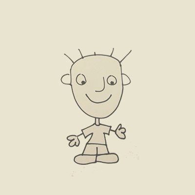 Gold Pendant From Your Childs Drawing (4)