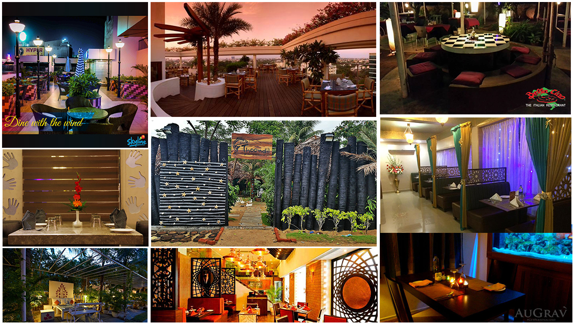 Top 10 Restaurants In Chennai For Your First Wedding Anniversary Date!