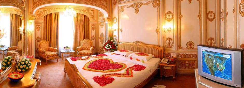 Reportedly The Best 12 Honeymoon Suites In Hyderabad