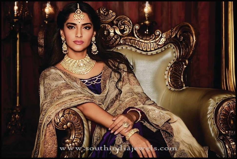 #gold kundan set designs #south kundan jewellery #big kundan necklace #rajasthani kundan jewellery designs