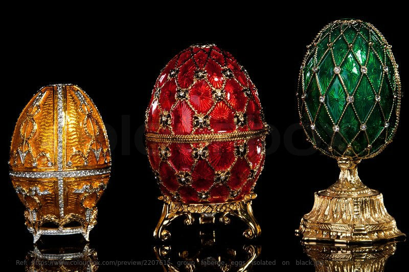 2207615-group-faberge-eggs-isolated-on-black