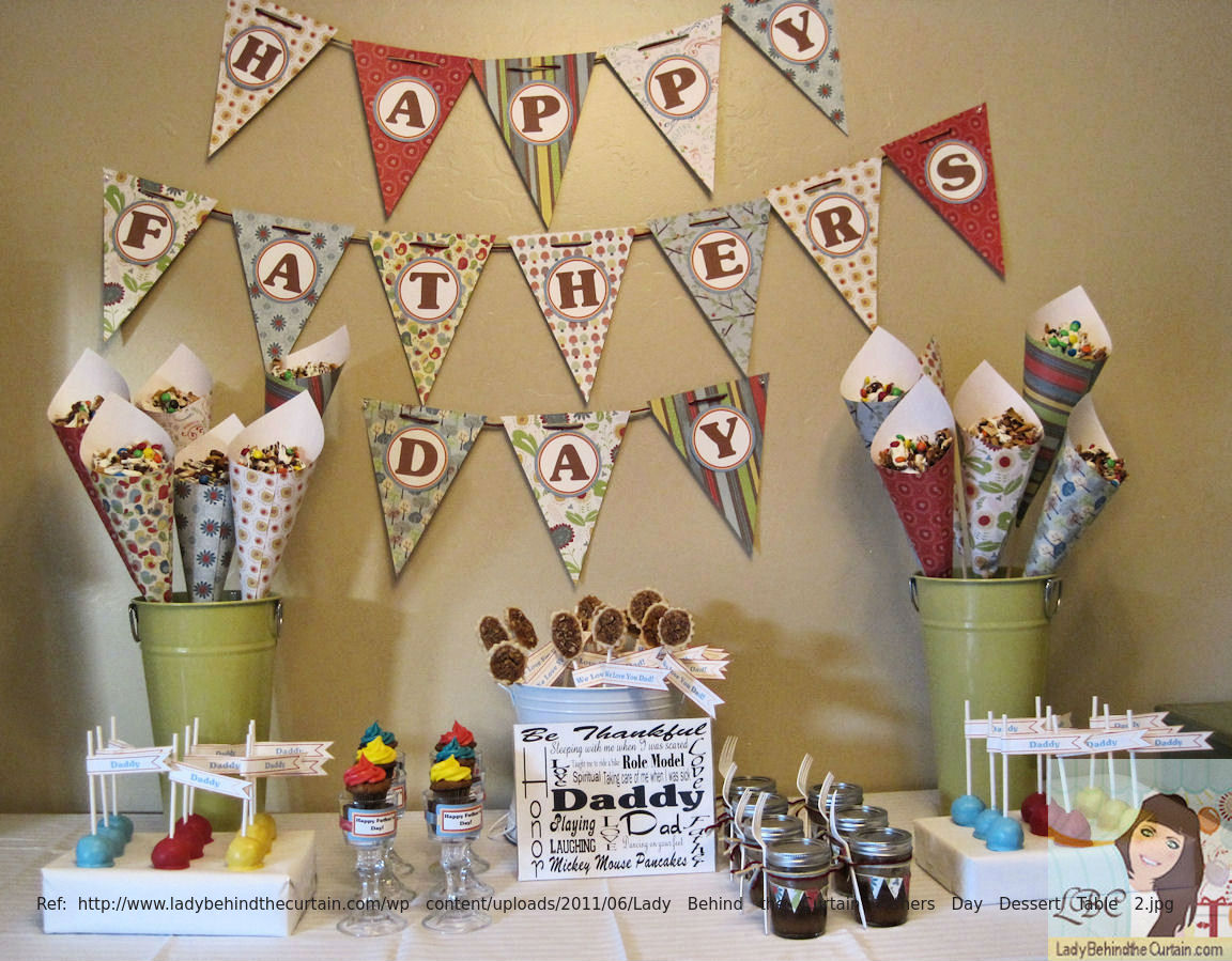 Lady-Behind-the-Curtain-Fathers-Day-Dessert-Table-2