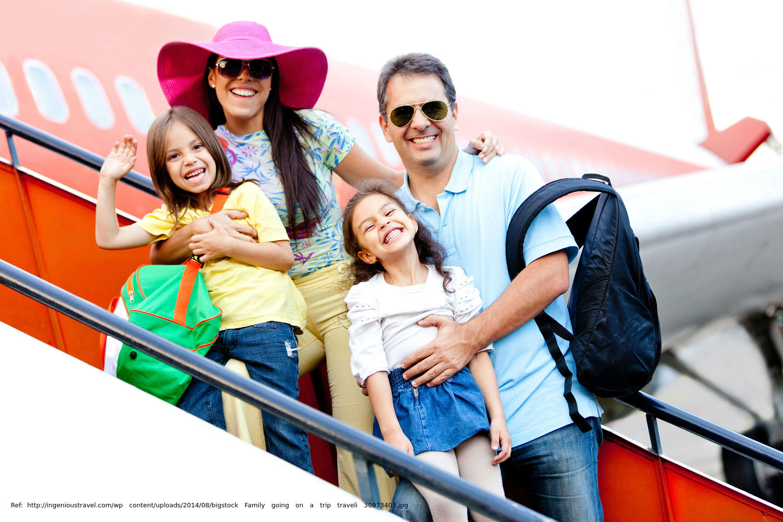 bigstock-Family-going-on-a-trip-traveli-30973403
