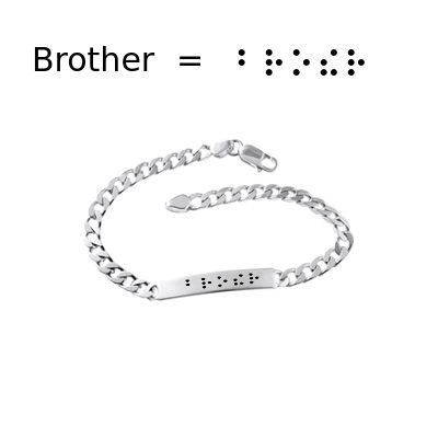 bother in braille