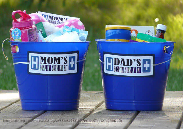 mother survival kits gifts