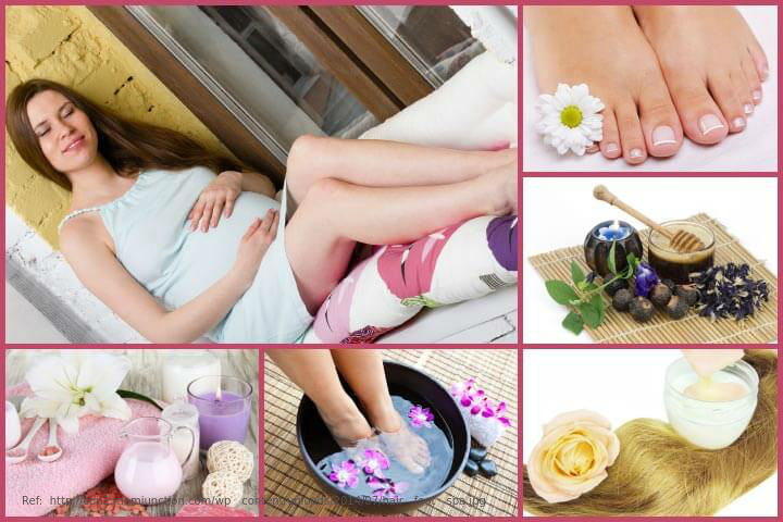 pregnancy spa gift coupons india
