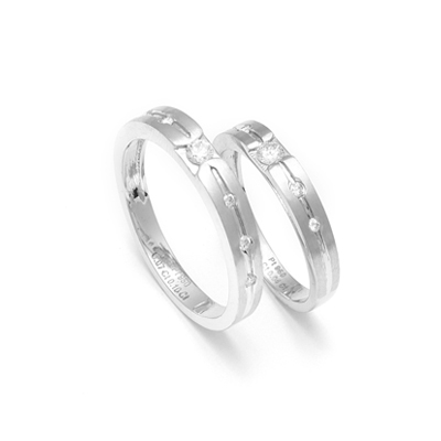 Platinum Love Couple Rings Original Platinum Ring Price
