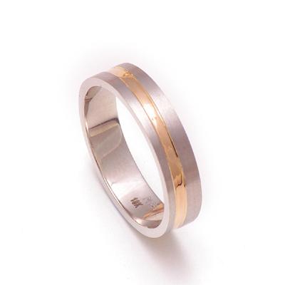 Fingerprint Platinum Gold Men Ring, platinum rings online