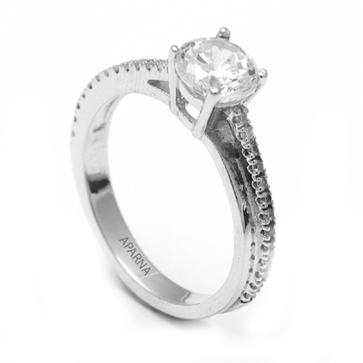 Platinum Engagement Bands For Women, platinum diamond rings