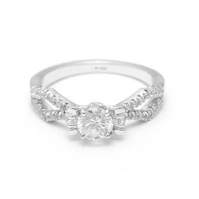 Platinum Love Rings For Women, platinum love bands for couple
