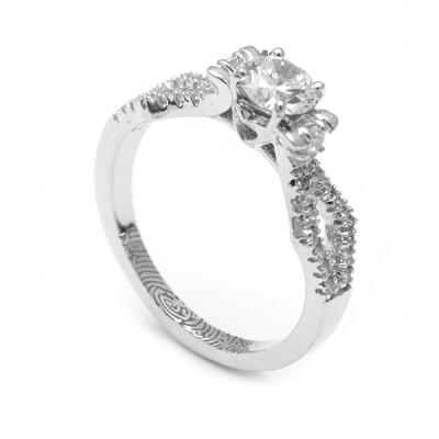 Platinum Love Rings For Women, platinum diamond wedding rings