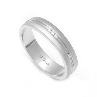 Unique Platinum Wedding Ring, platinum wedding rings for her