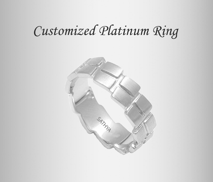 designer platinum rings, platinum diamond rings
