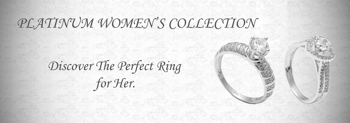 Platinum Rings For Women, platinum bands for couple