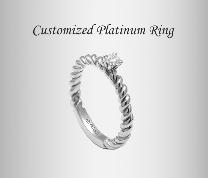 platinum love bands for her, platinum rings for couples