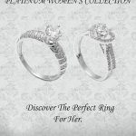 Platinum Wedding Ring Collection, platinum love bands for couple