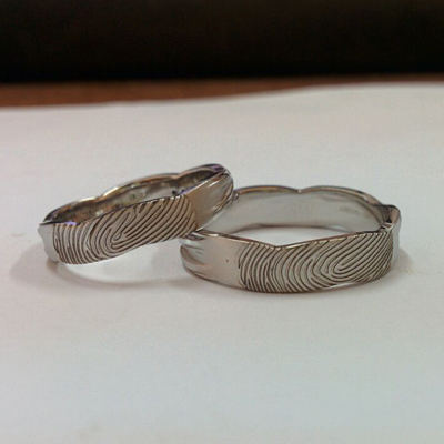 Customized-FingerPrint-Platinum-Couple-Rings(2)