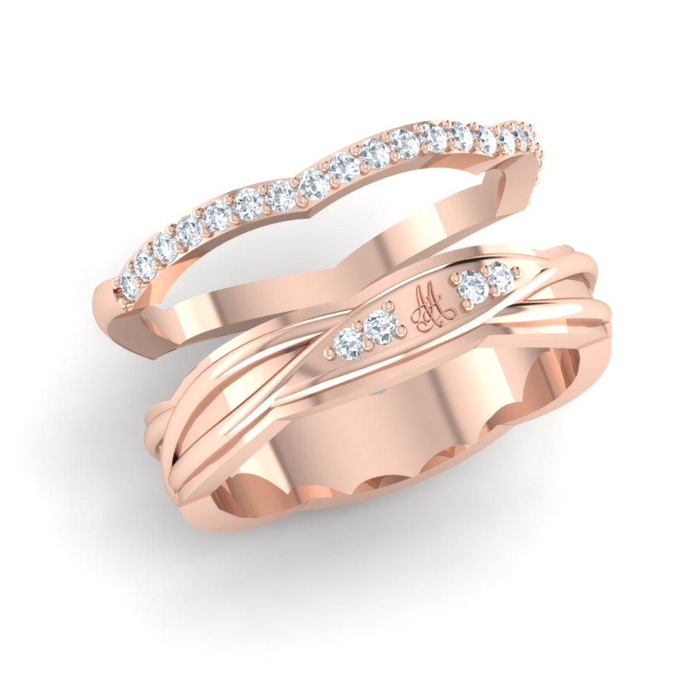 0d96aaa4d22 Women Statement Midi Ring Set