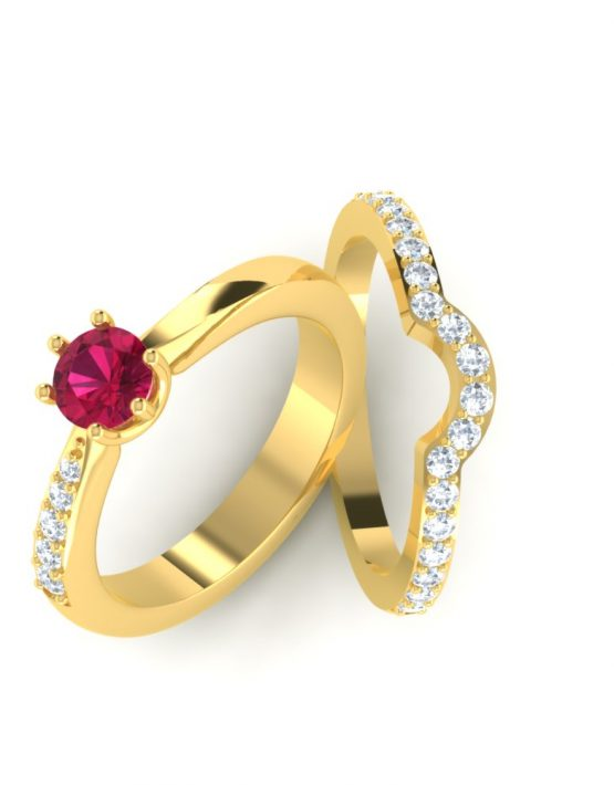 his and hers rings promise rings, his her promise rings, how to stack rings