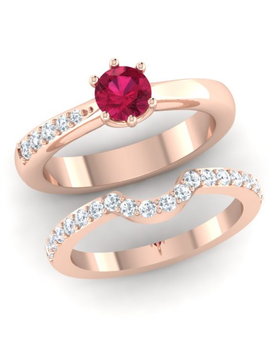 his and her promise rings, his and her birthstone ring, his and her couple rings