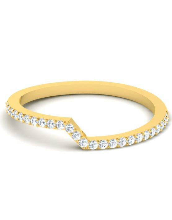 titanium rings for couples, trust rings for couples, ultra thin stackable diamond ring