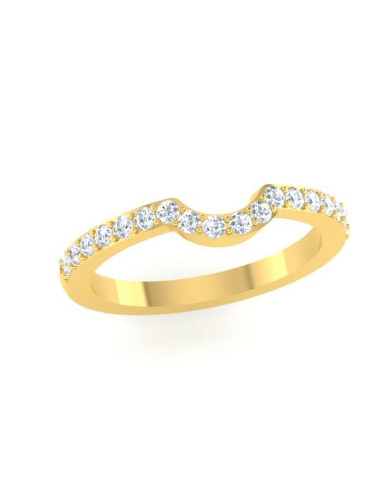 stackable wedding bands, white gold stackable wedding bands, yellow gold stackable wedding rings with engagement ring